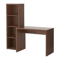 Mesa Escrivaninha + Estante Para Livros Hometime