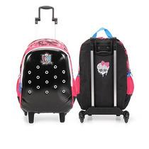 Mochilete Infantil Sestini Monster High - Pink