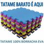 Tatame Eva 30cmx30cmx10mm - Santo André - Terra Fitness