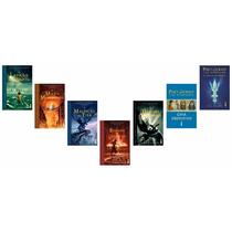 Coleção Percy Jackson & Os Olimpianos (7 Livros) #