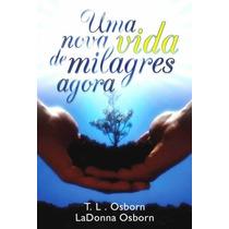 Livro Nova Vida De Milagres Agora