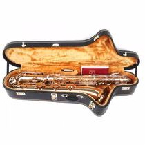 Estojo Case Para Sax Baritono Série Ouro - Kromus