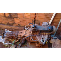 Motor Ap 1.6 Gol 89/89 Junto Com Cambio