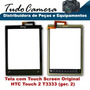 Tela Frontal Vidro C/ Touch Screen Htc Touch 2 T3333 - Ger 2