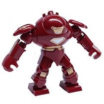 Iron Man Hulkbuster Homem De Ferro Armadura Caça Hulk Big02