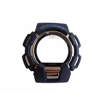 Caixa Casio G-shock Gm-100 Azul Original [f5]