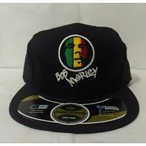 Boné Bob Marley Aba Reta Oferta Exclusivas Unica Peça