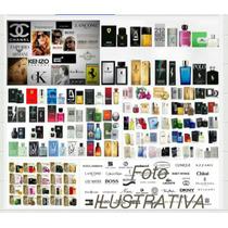 Perfumes Alternativos Importados 55ml. Longa Duração Textada