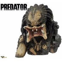 Cofre Predador - Predator Unmasked Bust Bank - Diamond