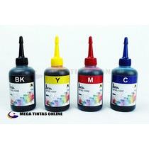 Tinta Epson Kit C/4unid Impressora L110 L210 L355 L555 L455