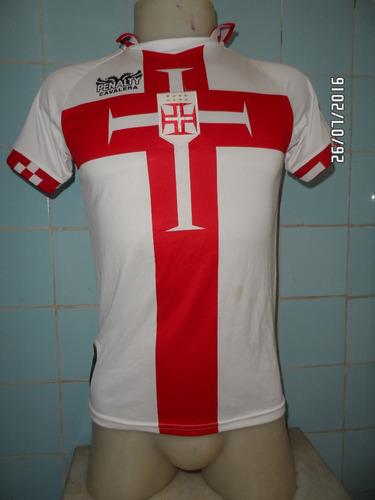 70f12ac45d Camisa Vasco Da Gama Cavalera Branca N 10 Infantil