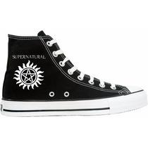 Tênis Supernatural All Star Converse Personalizado