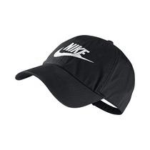 Boné Nike Heritage 86 Futura | Cor: Preto / Branco