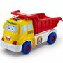 Carrinho Caminhãozinho Basculante Calesita Truca Baby Cores