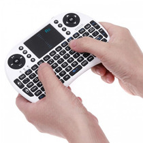 Teclado Sem Fio Mouse Universal Celular Smart Tv Touchpad Pc