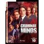 Criminal Minds - 10ª Temporada Completa (lacrado)