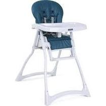 Cadeira De Refeição Burigotto Merenda Petroleo S/ Juros