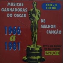 Musicas Ganhadoras Do Oscar De Melhor Canção Cd 1966 A 1981