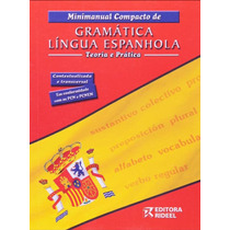 Mini Manual Compacto Gramatica Lingua Espanhola