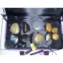 Bolsa Aquecedora De Pedras Quentes + Kit 10 Pedras -110v