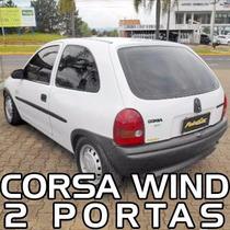 Corsa Wind 2 Portas - Destrava Porta Malas Pelo Alarme Botão