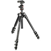 Tripé Manfrotto Befree Mkbffra4-bh - Ball Head
