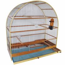 Gaiola Para Pássaro Curió Canário Azulão Número 5