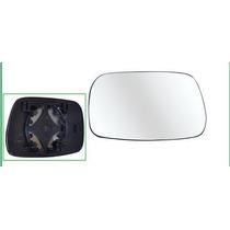 Lente Espelho Retrovisor Focus 09 Até 13 C Base L Esquerdo