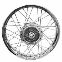 Roda Raiada 18x185 P/ Moto Titan Cg150 Traseira