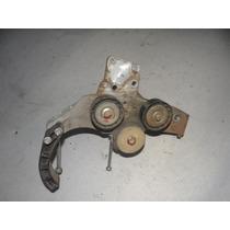 Suporte Do Compressor De Ar Strada Palio Fire C\esticador