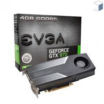Vga Evga Geforce Gtx 970 4gb Opengl 4.4 12x Sem Juros
