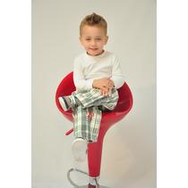 Calça Xadrez Infantil Menino Criança Promoção Ref, 829