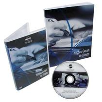 Curso Noções Gerais Do Direito Dvd Videoaulas +livro