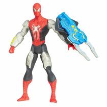 Boneco Homem Aranha Spider Strike C/ Luva De Ataque