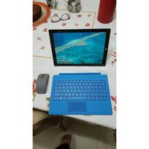 Surface Pro 3 Core I5 4gb Memória E 128 Gb Hd
