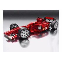 Lego 8386 Ferrari F1 Racer 1:10 719 Peças