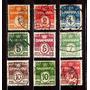 Dinamarca 1905-1930 * Ondas * Coroa * Numeral * Cifra