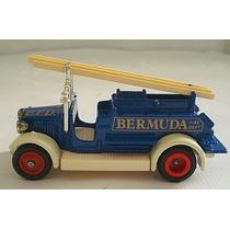 Caminhao Bombeiros Days Gone 1934 Dennis Fire Dept - Bermuda