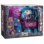 Monster High - Acessórios De Scaris - Café - Y0425 - Mattel