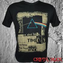 Camiseta Bandas Camisa Pink Floyd The Dark Side Of The Moon