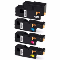 Kit Toner Xerox Phaser 6000|6010|black|cyan|yellow|magenta