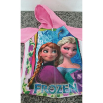 Jaqueta Moleton Blusa De Frio Frozen Anna E Elsa