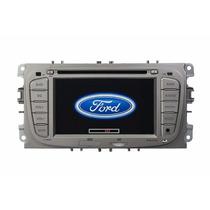Central Multimídia M1 Ford Focus Com Tv Digital E Câm De Ré