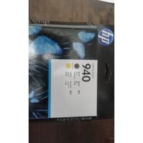Cabeça De Impressão Hp 940 Preto / Amarelo C4900a 8000/8500.