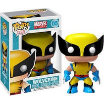 Marvel Universe Wolverine 05 Vinyl Bobble-head