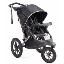 Carrinho De Bebe Kolcraft Sprint X Jogging Stroller - Preto