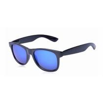 Óculos De Sol Wayfarer Espelhado Anti-reflexo Unissex