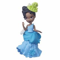 Princesas Disney Mini Boneca E Vestido Tiana B5327 Hasbro