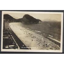 Postal Antigo Rio De Janeiro Copacabana.praia