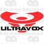 Adesivo Ultravox Woofer Auto Falante Seco Pancadão Ultra Vox